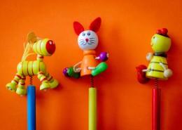 可爱的动物玩具图片(9张)