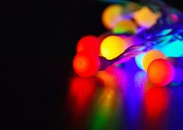 彩色串灯图片(8张)