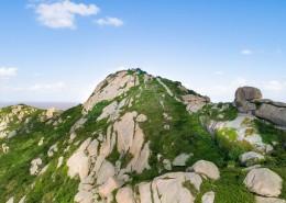 浙江洋山自然风景图片(10张)
