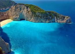唯美海滨自然风景图片(10张)