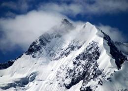 巍峨雄壮的雪山图片(13张)