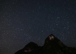 灿烂的星空图片(10张)