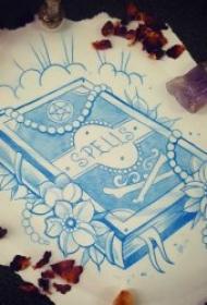 新风格纹身手稿   极具现代风格的新风格纹身手稿