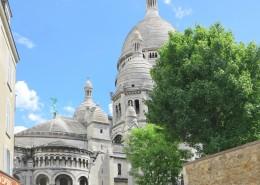 法国巴黎圣心大教堂图片(11张)