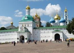 俄罗斯东正教教堂图片(14张)