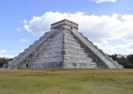 库库尔坎金字塔图片(11张)