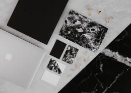 黑白相间的纹理图片(12
