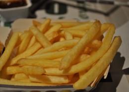 美味的炸薯条图片(12张)