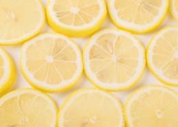 切片的柠檬图片(9张)