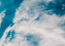 空中的云彩图片(10张)