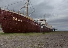 废弃的船舶图片(11张)