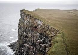 极度危险的悬崖图片(13张)