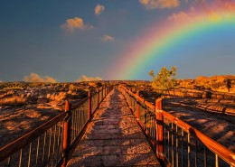天边的彩虹(11张)