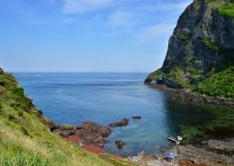 韩国济州岛自然风景图片(9张)
