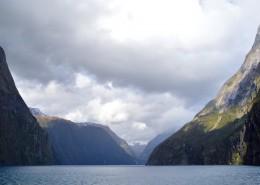 新西兰南岛自然风景图片(10张)