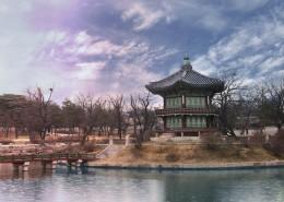 韩国景福宫人文风景图片(8张)