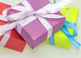 精美的礼物包装盒图片(11张)
