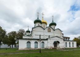 俄罗斯金环小镇建筑风景