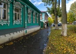 俄罗斯苏兹达尔小镇风景