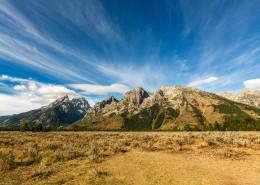美国大提顿国家公园自然风景图片(13张)