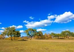 内蒙古蛤蟆坝自然风景图片(10张)