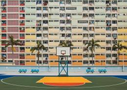 各种各样的篮球场图片(15张)