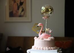 精致的生日蛋糕图片(11张)