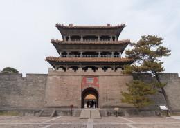 辽宁沈阳清福陵世界文化遗产建筑风景图片(9张)