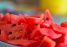 夏日解暑切块西瓜图片(10张)