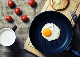 煎蛋早餐的图片(10张)