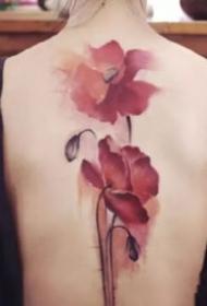 水墨纹身 18款中国风的水墨纹身作品图案