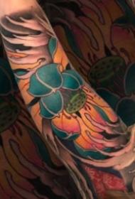 传统纹身 霸气的9张传统纹身图案欣赏