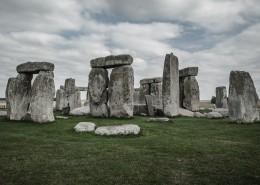 英国威尔特郡索尔兹伯巨石阵图片(10张)