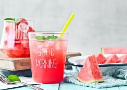 夏日冰凉酷爽的西瓜汁图片(9张)