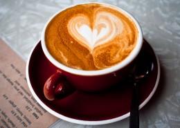 香浓四溢的咖啡拉花图片(13张)