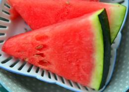 香甜可口的切片西瓜图片(11张)