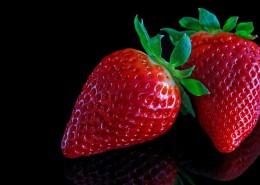 酸甜可口的草莓图片(11张)