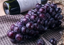 各种颜色新鲜的葡萄图片(13张)