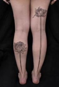 爱侣纹身 9张情侣适合的小清新纹身图片