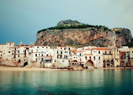 意大利西西里岛自然风景图片(9张)