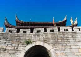 贵州贵阳建筑风景图片(9张)