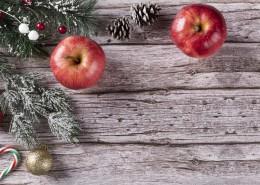 圣诞节平安夜的苹果图片(10张)