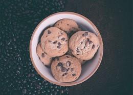 香甜美味曲奇饼干图片(11张)