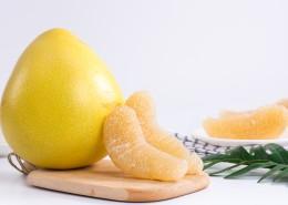 新鲜柚子图片(9张)