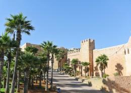摩洛哥拉巴特城市风景图片(9张)