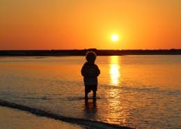 海边的日出图片(10张)