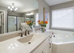 整洁的浴室图片(12张)