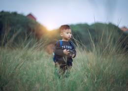 活泼可爱的小男孩图片(10张)
