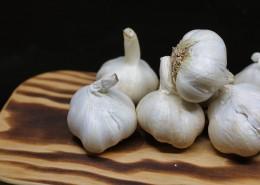 白皮大蒜图片(10张)