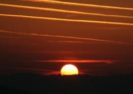 美丽的日落风景图片(12张)